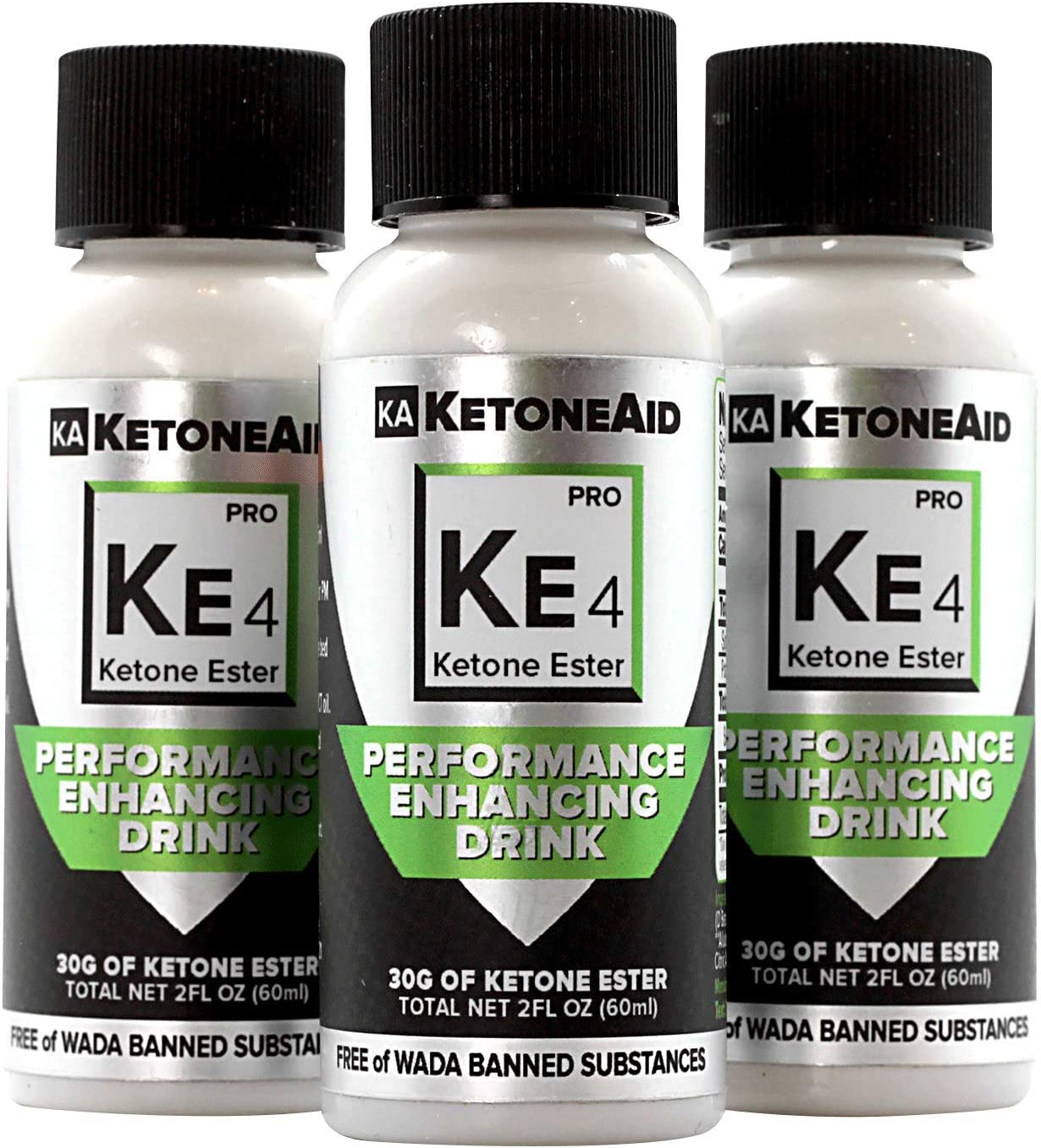 KetoneAid KE4 World's Strongest Courier shipping free Ketone 30g Drink Ester 2021 new Exogenou