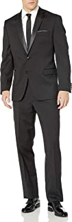 Men's Modern Fit 100% Wool Tuxedo