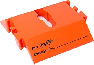 ScooterPorts Scooter Stand Fits Most Major Brands - Interlocking Design for Storage and Safety