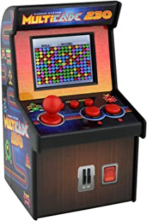 Sound Logic XT Multicade 230 Miniature Retro Arcade Video Game Machine