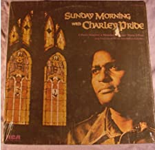 Charley Pride Near Mint Stereo Lp - Sunday Morning With Charley Pride - RCA Victor Records 1976