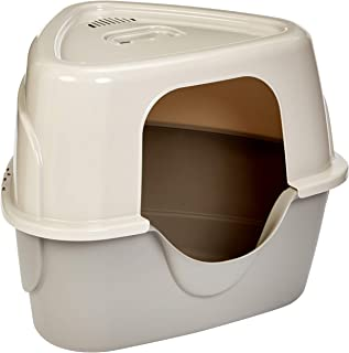 Best extra large corner cat litter box Reviews
