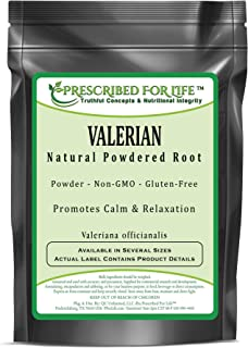 Valerian - Natural Root Powder (Valeriana officinalis), 5 kg