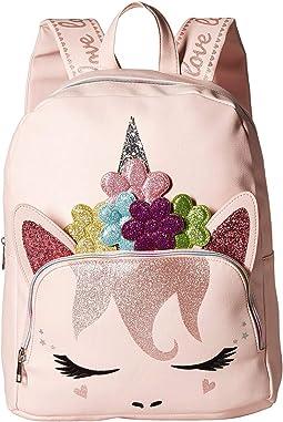 Unicorn Critter Large Backpack