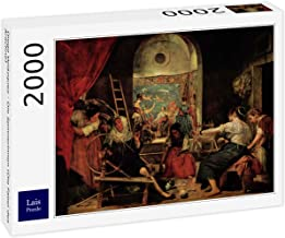 Lais Jigsaw Diego Velázquez - The Spinners (The Fable of Arachne) 2000 Pieces