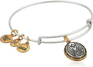 Alex and Ani Women's Two-Tone Guardian III Bangle Bracelet