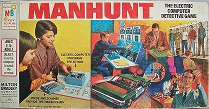 Milton Bradley Manhunt Game