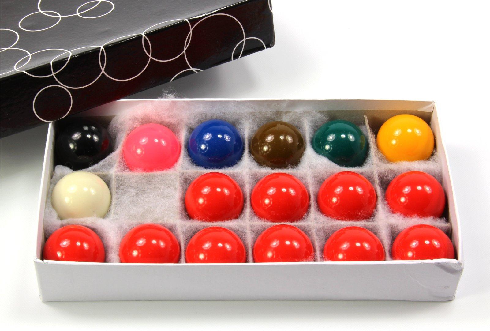 Economía bolas de billar 17 juego de bolas 1 5/8 inch (41 mm): Amazon.es: Deportes y aire libre
