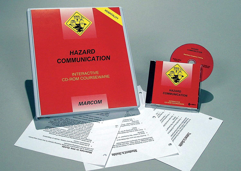 Marcom Group C0001700ED Super-cheap Hazcom Interactive Hospitality Ranking TOP7 Training
