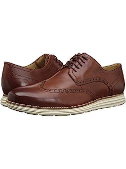 Men's Cole Haan Burgundy Shoes + FREE