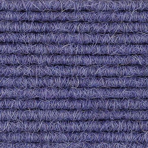 Teppichboden Auslegware | Tretford Interland | 200 cm Breite | lila rosa 592 | Meterware, verschiedene Größen | Größe: 6,25 x 2m