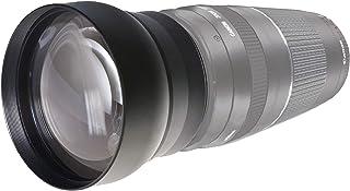 2.2X High Definition Super Telephoto Lens for Canon EF 75-300mm f/4-5.6 III USM & Non USM Lens