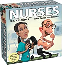 Nurses 2020 Day-to-Day Calendar: Jokes, Quotes, and Anecdotes