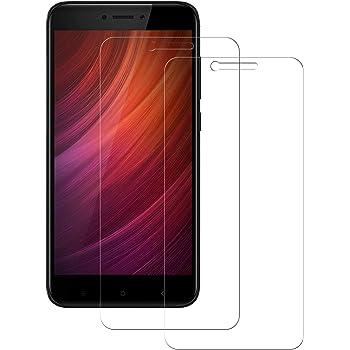 POOPHUNS Cristal Templado Xiaomi Redmi Note 4,[2-Unidades ...