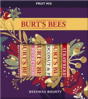Burts Bees Beeswax Bounty Fruit Gift Set