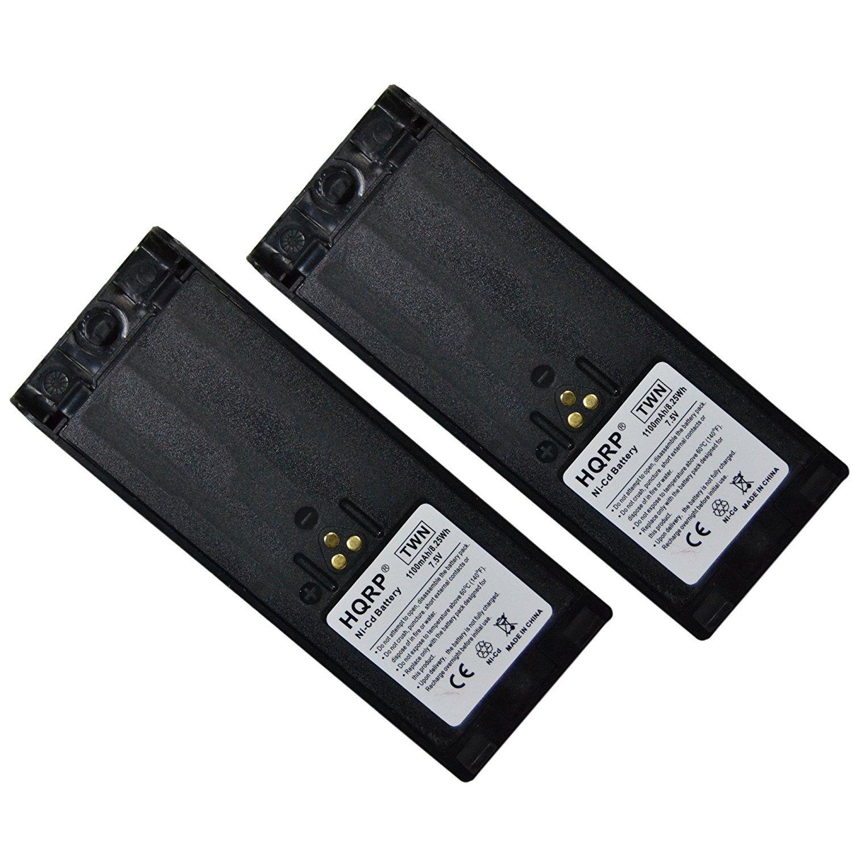 2 Baterias Para Motorola GP900 GP1200 GP2010 GP2013 HT1000