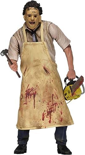 preferente La La La matanza de Texas   40 Aniversario último Leatherface 7 pulgadas figura de accioen  mejor servicio
