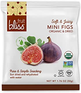 Sponsored Ad - Organic Turkish Figs Dried Fruit Snacks, Sweet, Soft & Juicy Sun-Dried Figs – Healthy Snacks for On the Go ...
