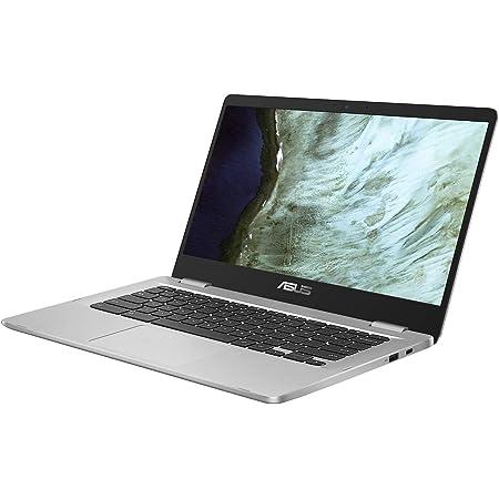 ASUS Chromebook C423NA ノートパソコン(Celeron/4GB, 32GB/Webカメラ/FHD(1,920×1,080)/日本語キーボード/14インチ)【日本正規代理店品】【あんしん保証】C423NA-EB0039