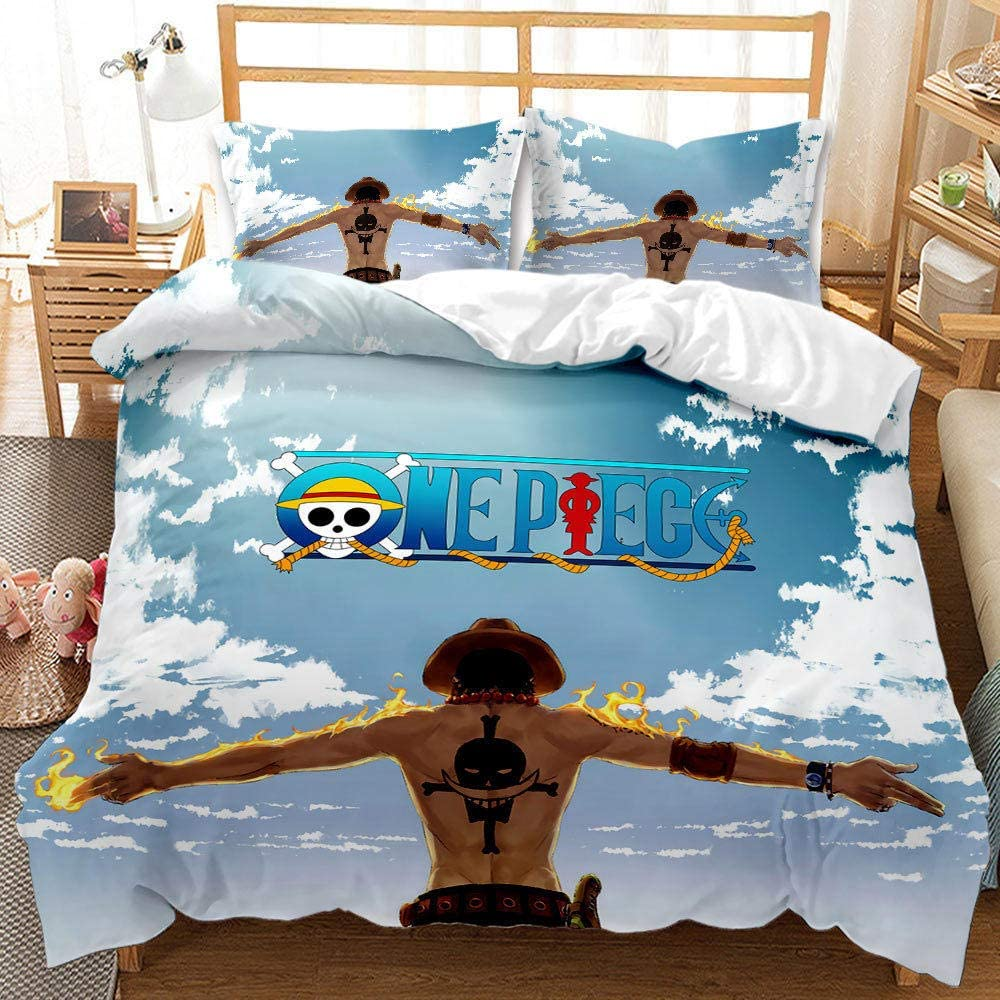 Bed Set - Includes Quilt Bedding Anime Covers 70% OFF Outlet and Pillowcases Now on sale
