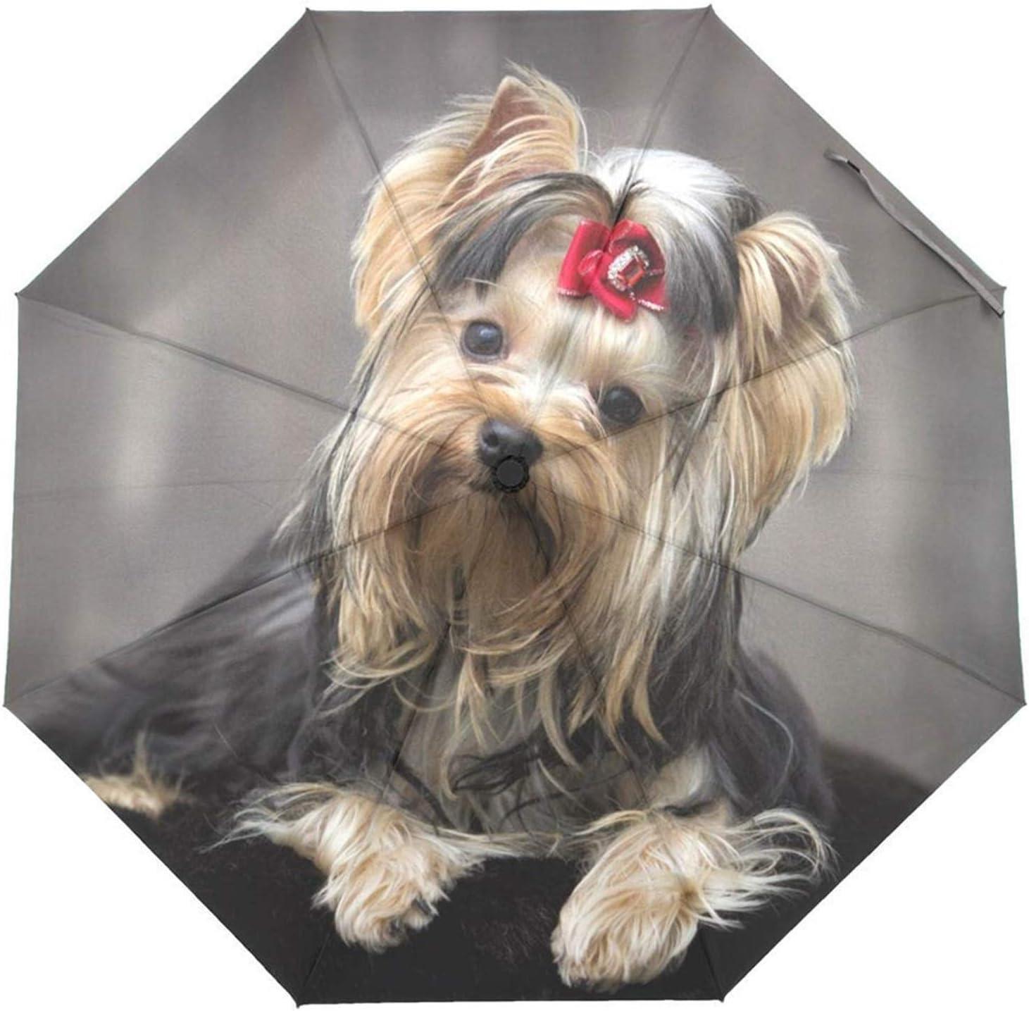 YINGBBH Lowest price Max 67% OFF challenge Umbrella Automatic Women Umbrellas F Rain Three