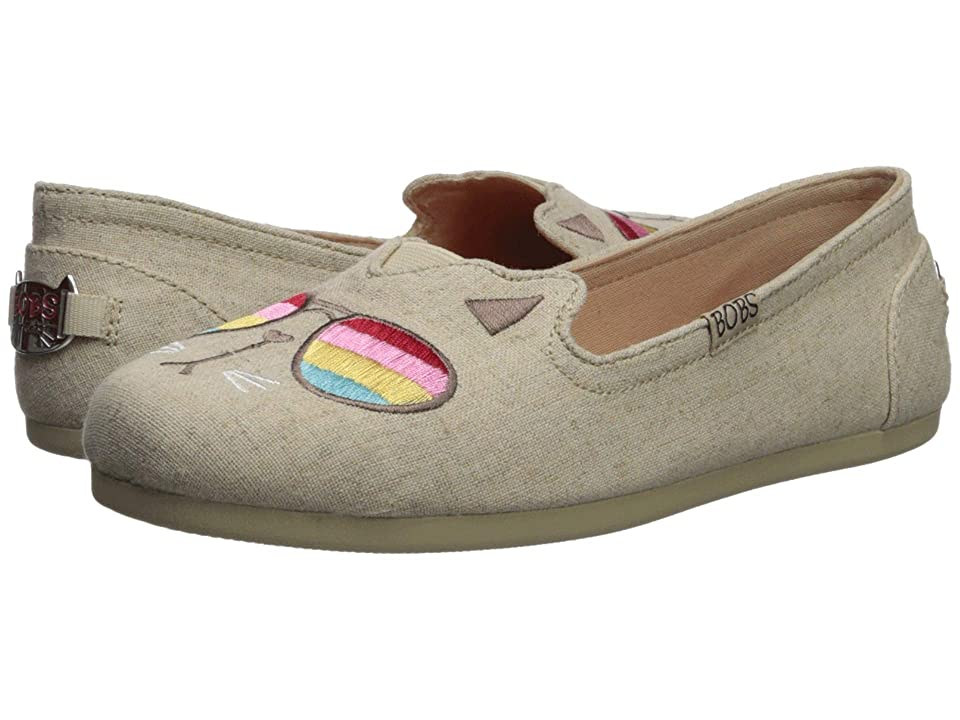 BOBS from SKECHERS Bobs Plush (Natural) Women