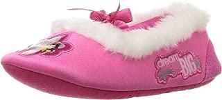 Disney Princess Girls Ballet Style Slippers (Toddler/Little Kid)