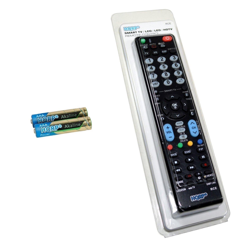 HQRP Mando a Distancia Universal para LG 65UG870V / 55UG870V / 65UF950V / 55UF950V / 65UF850V / 55UF850V Televisor UHD (4K) con Smart TV: Amazon.es: Electrónica