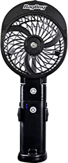 Bag Boy Golf Cart Fan (Black, )