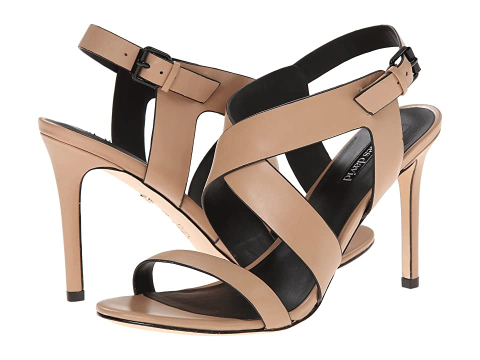 Charles by Charles David Ivette (Nude Leather) High Heels