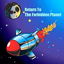 return to the forbidden planet music