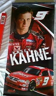 Nascar Kasey Kahne Driver # 9 Banner Vinyl Poster 36 X 17.5 Inches