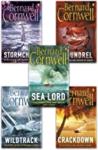 Bernard Cornwell Sailing Thrillers Collection 5 Books Set - Wildtrack, Scoundrel, Sea Lord, Crackdown, Stormchild