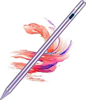 Active Stylus Pens for Touch Screens, Digital Stylish Pen Pencil Rechargeable Compatible with Most Capacitive Touch Screen...