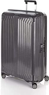 Samsonite - Lite Box 81cm Large Spinner Suitcase - Eclipse Grey