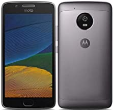 Moto G5 (5th Generation) - 32GB GSM Unlocked Android Smartphone (Lunar Gray)