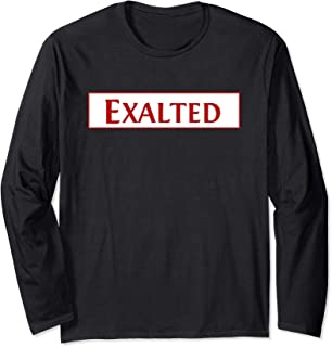 The Exile, Exalted Long Sleeve T-Shirt