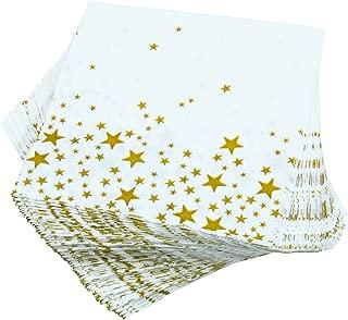 Best gold star napkins Reviews