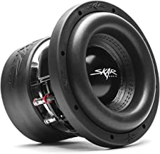 "$151 » Skar Audio ZVX-8 D4 8"" 900 Watt Dual 4 Ohm SPL Car Subwoofer (Renewed)"
