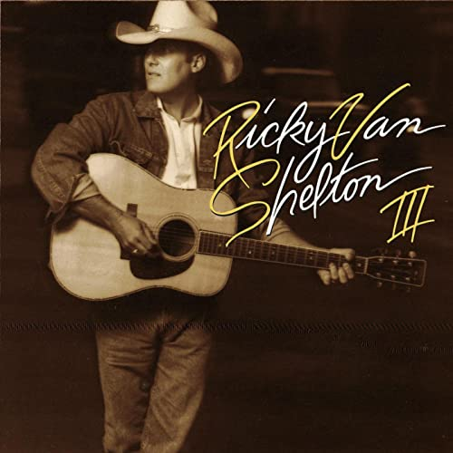 ricky van shelton gospel album