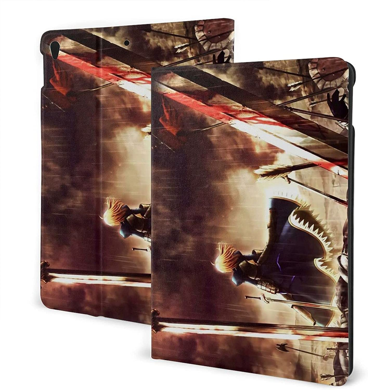 Fate Zero Saber IPad Case Seattle Mall air3 Tablet pro Outlet ☆ Free Shipping 10.5inch Anime