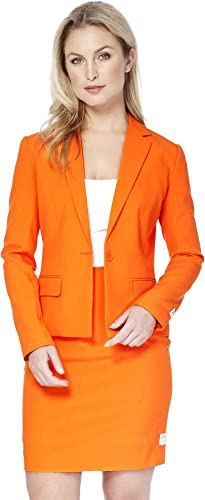 Generique - Costume Mrs. Orange Femme Opposuits