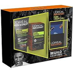 L'Oréal Men Expert - Pack con Crema hidratante