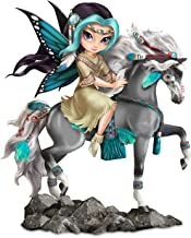 The Hamilton Collection Jasmine Becket-Griffith and Laurie Prindle Fairy Maiden Figurine With Horse