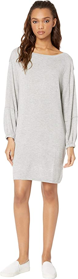 Nova Cashmere Blend Sweater Dress