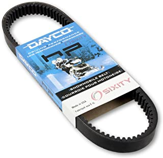 1984-1989 for Yamaha PZ480 Phazer Drive Belt Dayco HP Snowmobile OEM Upgrade Replacement Transmission Belts