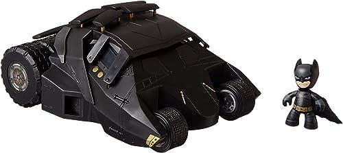 Mezco Dc Batman With Tumbler Mini Mezitz