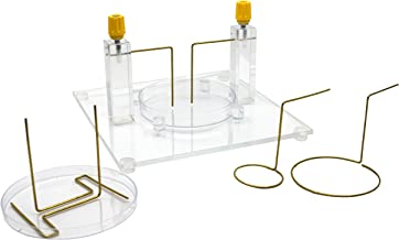 Electric Field Apparatus - for Demonstrating Electric Field Shapes - Eisco Labs