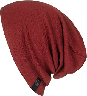 Warm Slouchy Beanie Hat - Deliciously Soft Daily Beanie in Fine Knit f183190a9f53