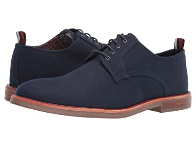 Ben Sherman Birk Plain Toe (Navy) Men